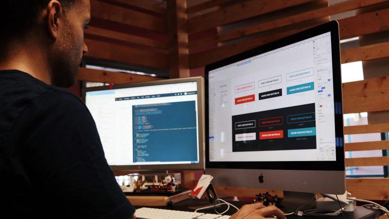 Développement d'applications web spécifiques à l'entreprise